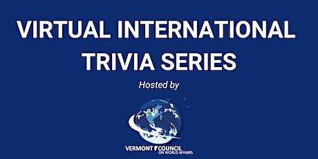 Virtual International Trivia Series tickets
