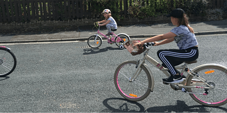 Play Streets and School Streets: Why, when and how? tickets