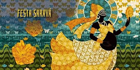 Festa Saravá Oxum  -OPEN BAR NA VOLTA da NossaCasa Vila Madalena ingressos