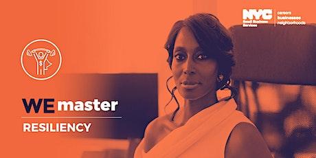 WE Master Resiliencia: 5 Claves Antes de Digitalizar Tu Negocio - Experiencia de Éxito con Frances Prado tickets