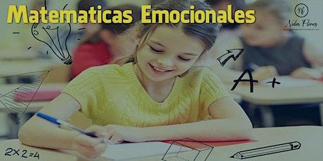 Taller de Matematicas Emocionales boletos