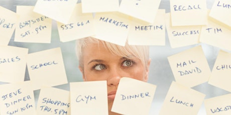 Stress Webinar - Is Stress throwing everything else out of balance?   tickets