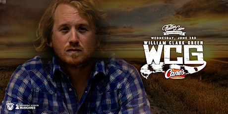 William Clark Green [LIVE TAPING!] tickets