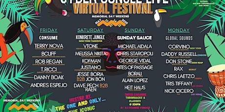 MDW 2020 Cyber Jungle LIVE Virtual Festival tickets