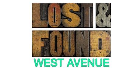 Lost & Found: West Avenue, Episode 1 tickets