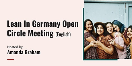 Lean In Germany Open Circle Meeting (ENGLISH) Tickets