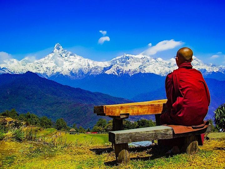 Online Mindfulness Retreat Day image