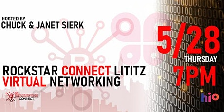 Free Lititz Rockstar Connect Networking Event (May, near Lancaster) tickets