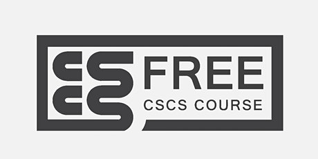 Free CSCS Course tickets