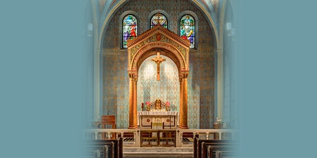 Holy Mass at St. Monica - May 30/31 tickets