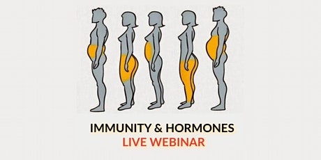 Stress, Hormones and Your Immune System - Live Webinar tickets