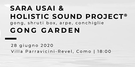 GONG GARDEN - Holistic Sound Project® tickets
