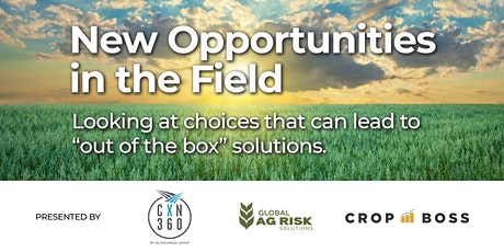 New opportunities in the field - Lunch & Learn (Strathmore) tickets