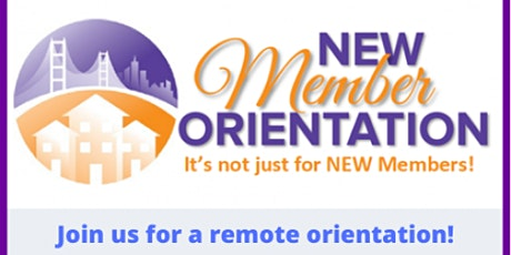 Membership Orientation June tickets