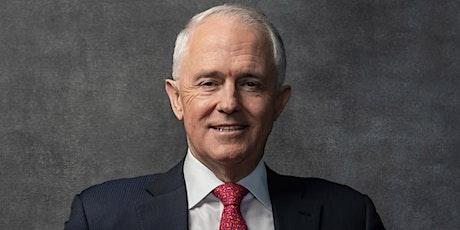 Oxford SBS hosts Malcolm Turnbull tickets