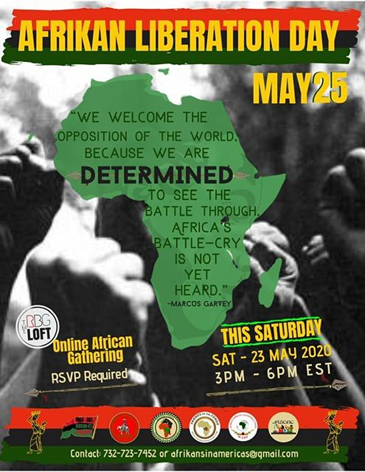 African Liberation Day image