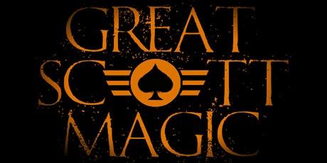 Great Scott Magic Shows tickets