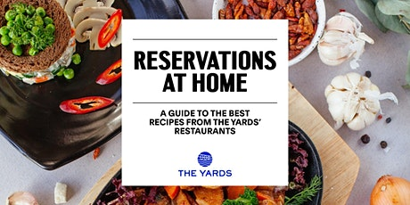 Reservations At Home: Brought to You by The Yards tickets