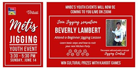 Métis Jigging Event tickets