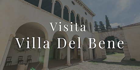 Visita in sicurezza a Villa Del Bene tickets