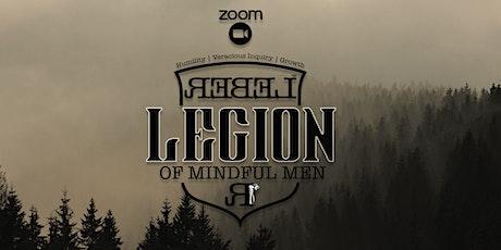Rebel Legion of Mindful Men - Online (free for members) tickets
