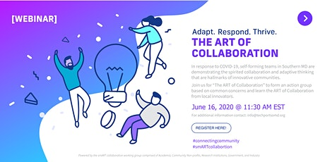 The ART of Collaboration (Webinar 2) tickets