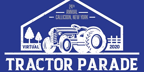 24th Annual Virtual Tractor Parade - June 14th BBQ Pick Up tickets