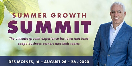 Summer Growth Summit tickets