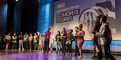The 7th Annual Concrete Stories: BRIC Youth Media Festival, Virtual Edition tickets