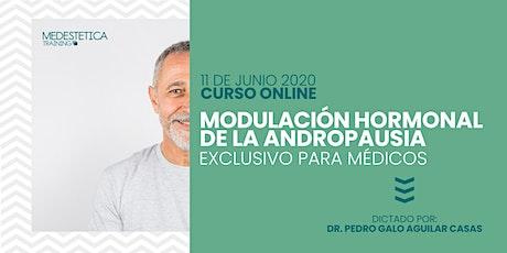 Modulación Hormonal de la Andropausia entradas