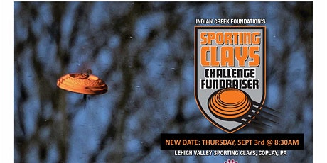 ICF's 5th Annual Sporting Clays Challenge - SEPT 3rd, 2020! tickets