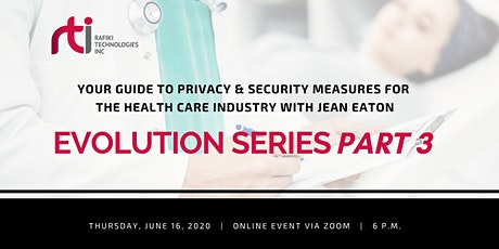 Your Guide to Privacy & Security Measures for the Health Care Industry tickets