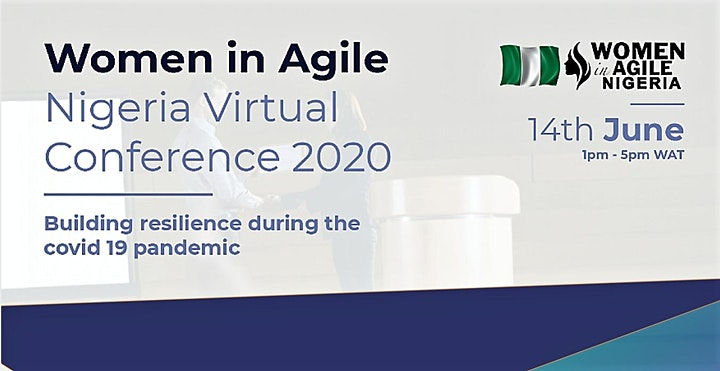 Women in Agile Nigeria Virtual Conference image