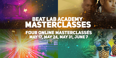 Online Music Production Masterclasses - May Edition tickets
