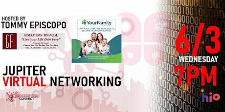 Free Jupiter Rockstar Connect Networking Event (June, Florida) tickets