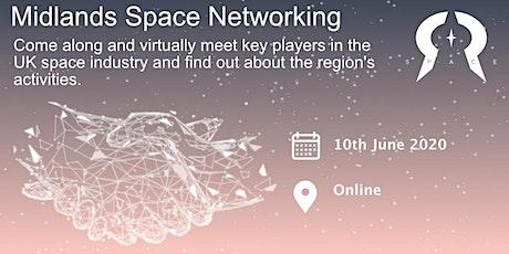 Midlands Space Networking (online) tickets