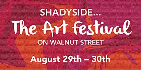 24th Annual Shadyside...The Art Festival on Walnut Street tickets