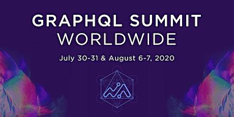 GraphQL Summit Worldwide Tickets