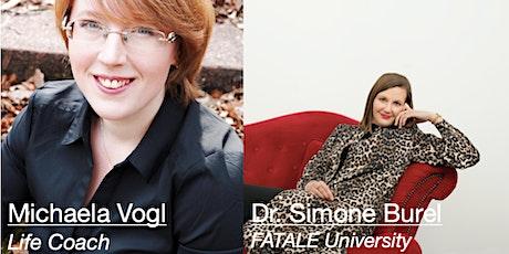 LIVE Interview mit Simone Burel über digitales Lernen Tickets