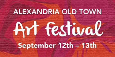 18th Annual Alexandria Old Town Art Festival tickets