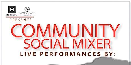 Community Social Mixer tickets