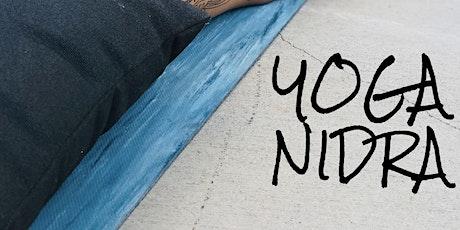 CuraSol Presents: Yoga Nidra - Calm Your Chaos with Jill Weston tickets