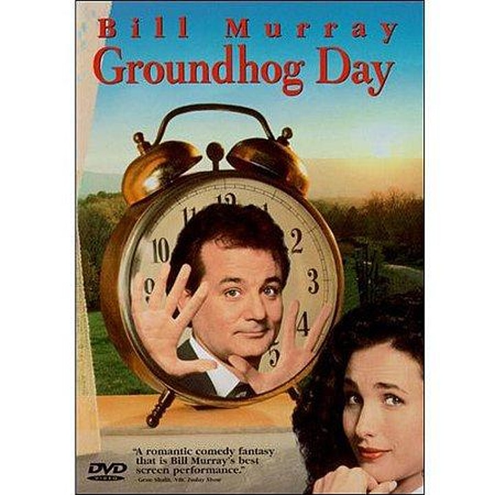 """JP Movie Night: Drive-In Screening of  """"Groundhog Day"""" for Covid Relief image"""