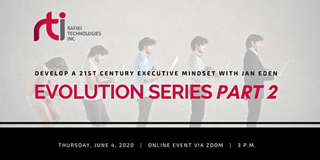 Develop a 21st Century Executive Mindset with Jan Eden tickets