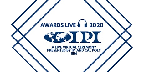 IPI 2020 Partnering Awards tickets