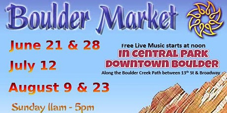 Boulder Market tickets
