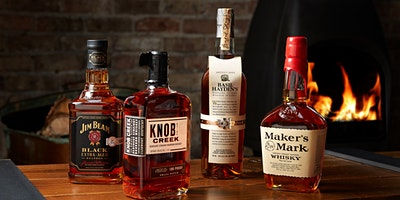 Whiskey Wednesday Tasting for Small Batch Bourbons