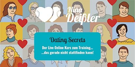 Dating Secrets - der Online Workshop für besseres Kennenlernen Tickets