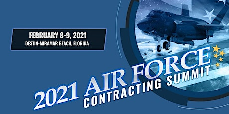 2021 Air Force Contracting Summit tickets