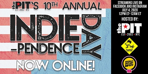The 10th Annual Indie-pendence Day Festival!